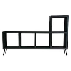 Loki TV Cabinet - Charcoal Grey