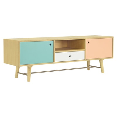 Marilyn TV Cabinet - Multicoloured