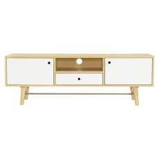 Santorini TV Cabinet - White