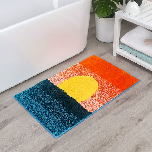 Noje Floor Mat - Nordic Dusk - 1