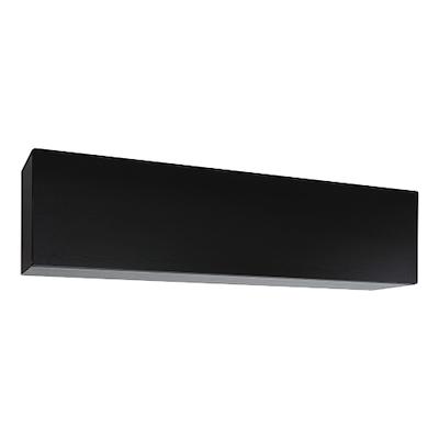 Vito 1.5M Hanging Cabinet - Black Ash