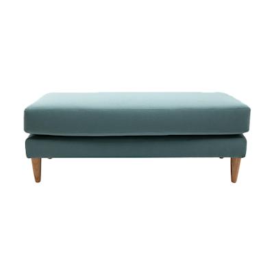 Elise Ottoman Sofa - Jade