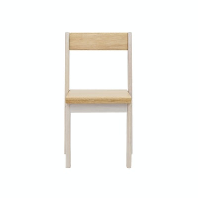Layla Chair - Cloudy White