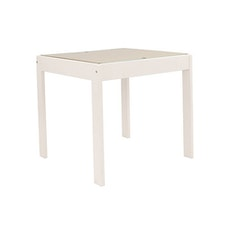 Wynona Activity Table - Cloudy White