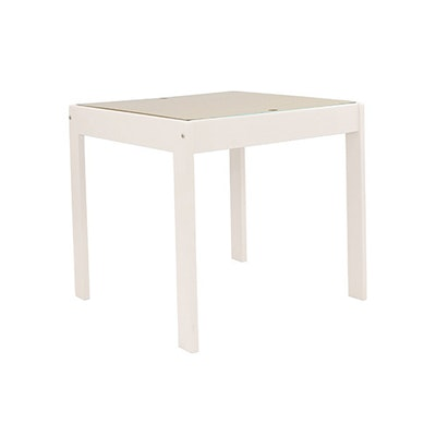 Wynona Activity Table - Cloudy White - Image 1
