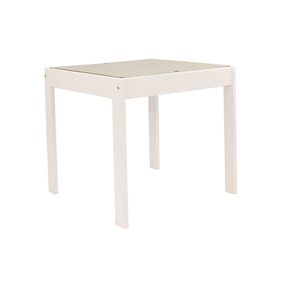 Liliewoods - Wynona Activity Table - Cloudy White
