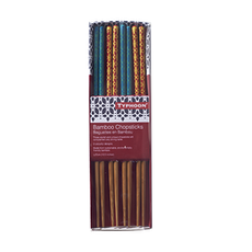 Lotus Colour Chopsticks (Set of 4)