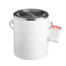 Hudson Compost Caddy - White