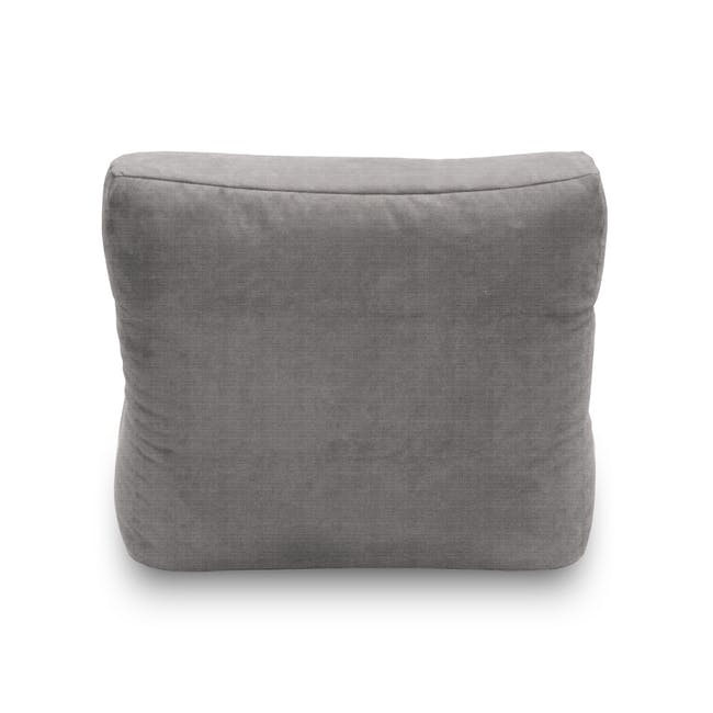 Flabber Bean Bag Sofa - Light Grey - 2