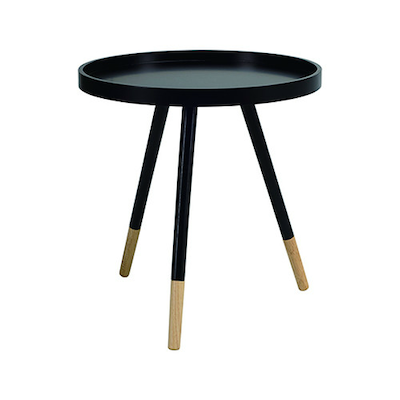 Innis Coffee Table - Natural, Black