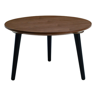 Carsyn Round Coffee Table - Cocoa