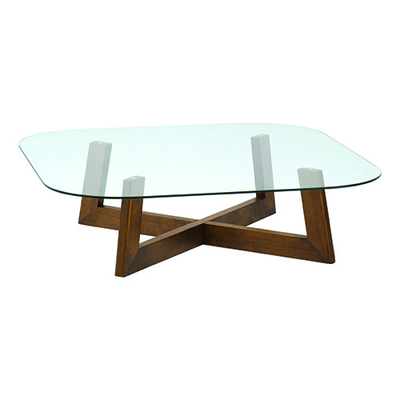 Axel Coffee Table - Cocoa - Image 1