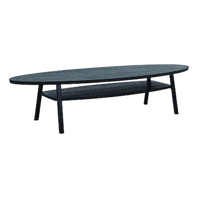 Dax Coffee Table - Black Ash - Image 1