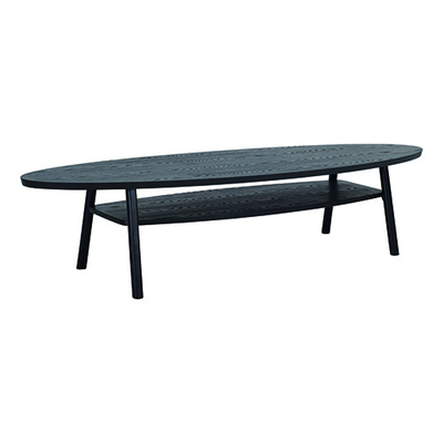 Dax Coffee Table - Black Ash
