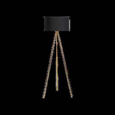 Isabella Floor Lamp - Brass - Image 2
