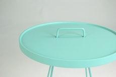 Stockholm Side Table - Blue