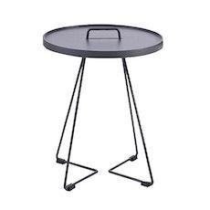 Stockholm Side Table - Dark Grey