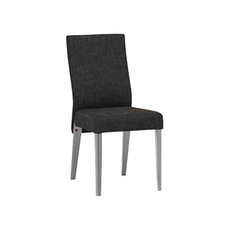 Helice Dining Chair - Granite, Liquorice (Set of 2)