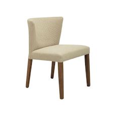 Rhoda Chair - Cocoa, Citrine