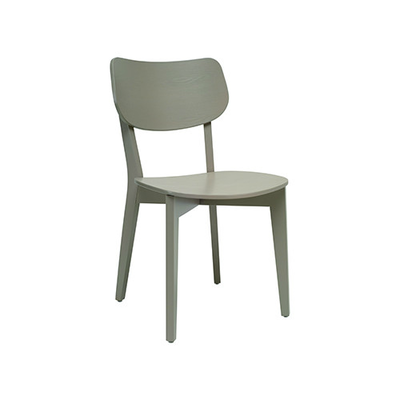 Gabby Chair - Taupe Grey