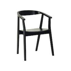 Greta Chair - Black (Set of 2)