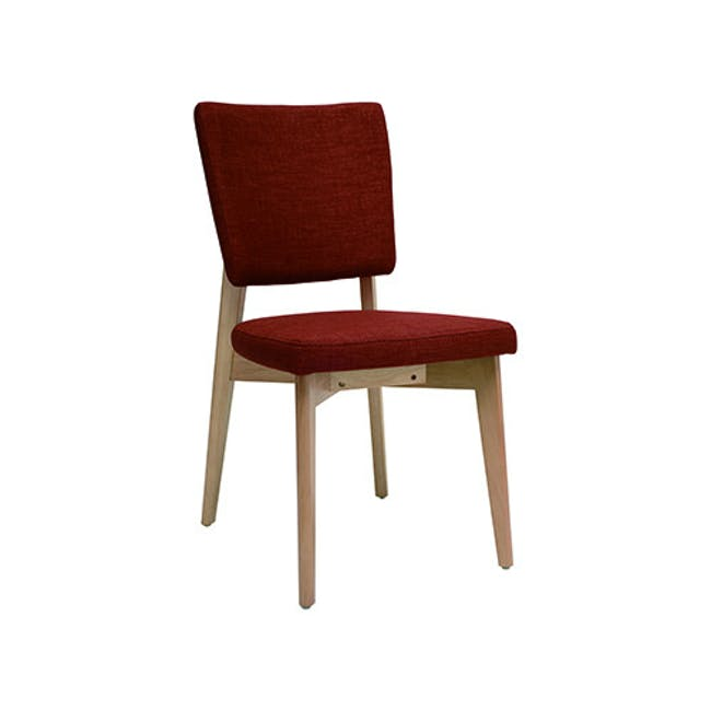 Goya Chair - Natural, Auburn - 0