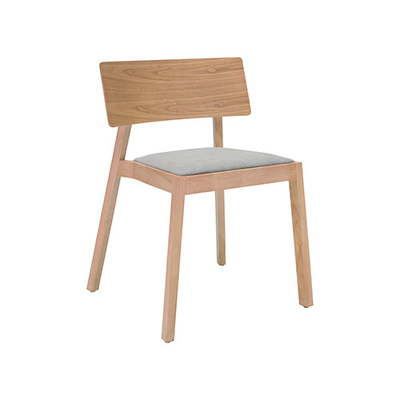 Winta Chair - Natural, Light Grey - Image 1