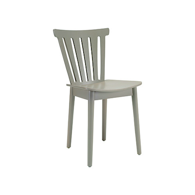 Minya Chair - Taupe Grey - Image 1