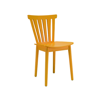 (As-Is) Minya Chair - Gold Yellow - 1