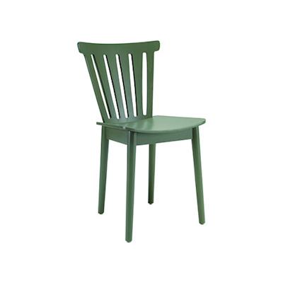 Minya Chair - Pickle Green