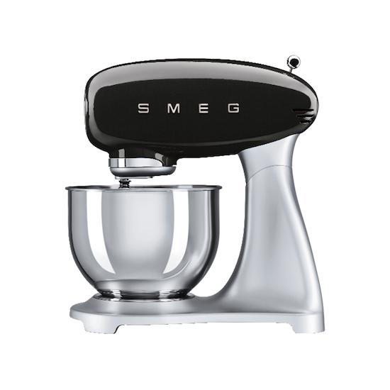 SMEG - Smeg 800W Stand Mixer - Black