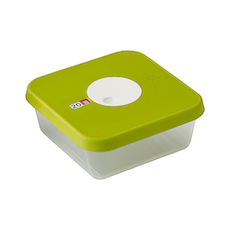 Dial Square Storage Container with Datable Lid