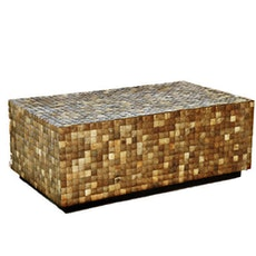 Piedras Rectangular Coffee Table