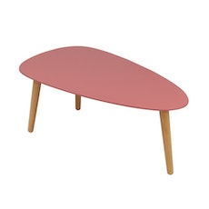 Stockholm Coffee Table - Pink