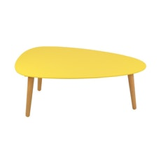 Stockholm Coffee Table - Mustard