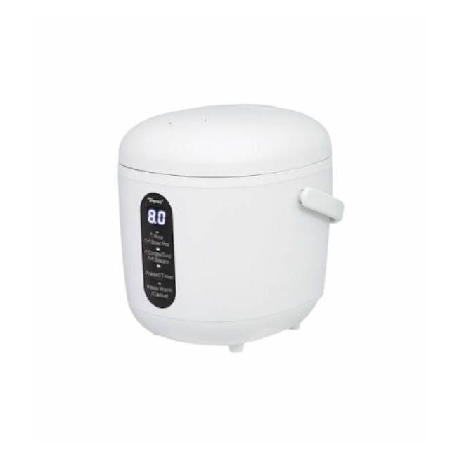 TOYOMI 0.3L Micro-com Mini Rice Cooker RC 919 - 1