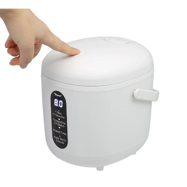 TOYOMI 0.3L Micro-com Mini Rice Cooker RC 919 - 3