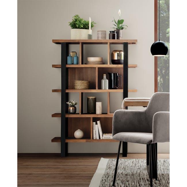 Dakota Bookshelf - 5