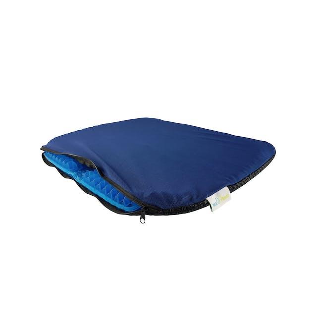 True Relief TPE Seat Cushion - Ocean Blue - 1