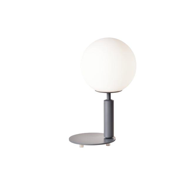 Hilda Table Lamp - Grey - 0