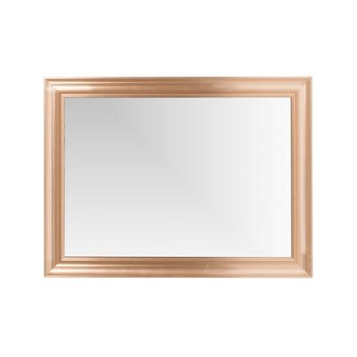 Bonita Half-Length Mirror - Rose Gold