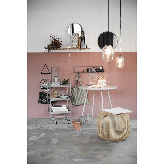 Roll Trolley - Taupe Grey - 2