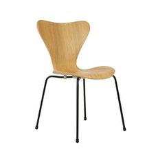 Series 7 Chair - Oak, Black