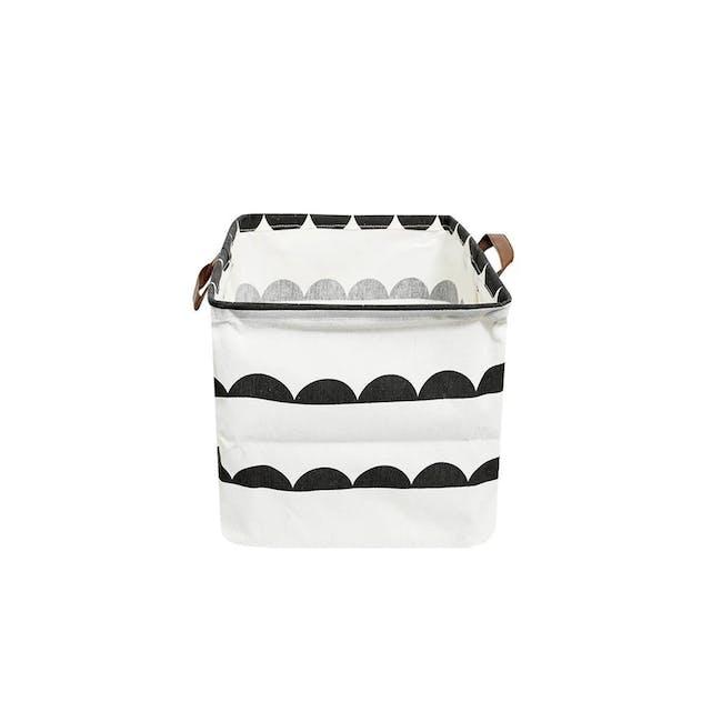 HOUZE Small Laundry Bag - Semi Circles - 0