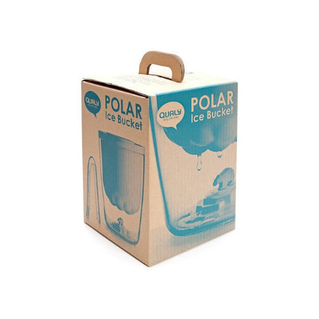 Polar Ice Bucket - White - 3