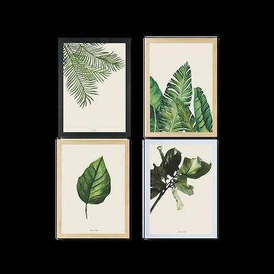 Tropical Art Print Set on Paper (2 Sizes) - Image 2