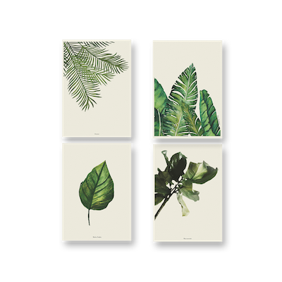 Tropical Art Prints Bundle - Image 1