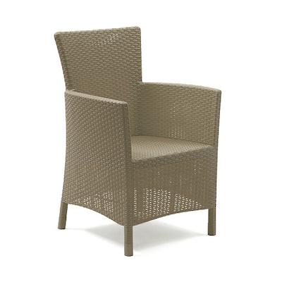 Iowa Chair - Brown - Image 1