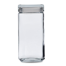 Square Jar - 1.9L/2Qt