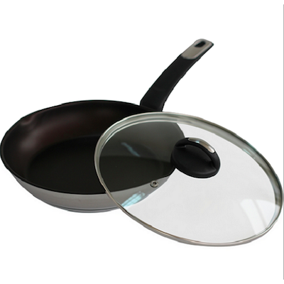 Lamart Stainless Steel Pan with Lid